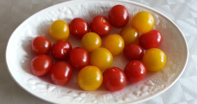 tomates cerises apéritif